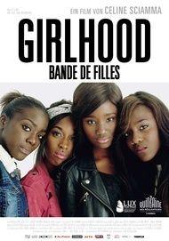 "Filmplakat für ""Girlhood - Bande de filles - AUSTRIA"""