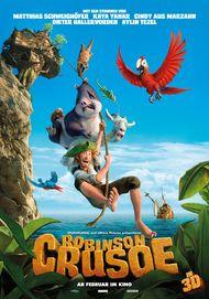 """Filmplakat für """"ROBINSON CRUSOE"""""""