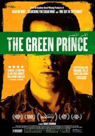 """Movie poster for """"THE GREEN PRINCE"""""""