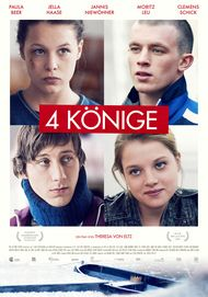 "Movie poster for ""4 Könige"""