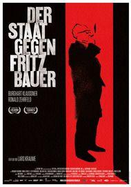 """Movie poster for """"Der Staat gegen Fritz Bauer"""""""