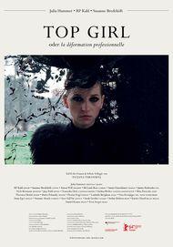 """Filmplakat für """"Top Girl oder la déformation professionnelle"""""""