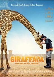 """Filmplakat für """"Giraffada"""""""