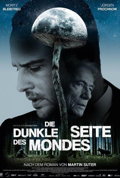 """Filmplakat für """"Die dunkle Seite des Mondes"""""""