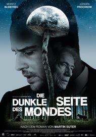 """Movie poster for """"Die dunkle Seite des Mondes"""""""