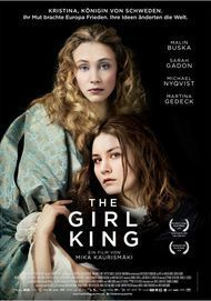 "Filmplakat für ""THE GIRL KING"""