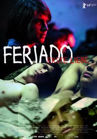 """Filmplakat für """"Feriado. Erste Liebe"""""""