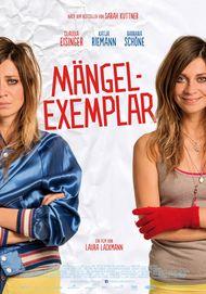 """Filmplakat für """"Mängelexemplar"""""""