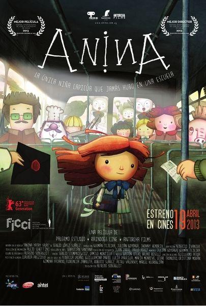 """Filmplakat für """"Anina - Cinespanol 4"""""""