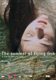 """Filmplakat für """"Der Sommer der fliegenden Fische - Cinespanol 4"""""""