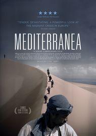 "Movie poster for ""MEDITERRANEA"""