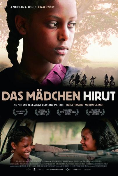 """Filmplakat für """"Das Mädchen Hirut"""""""
