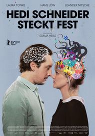 "Movie poster for ""Hedi Schneider steckt fest"""