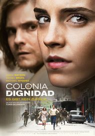"Movie poster for ""COLONIA"""
