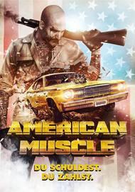 "Filmplakat für ""American Muscle"""