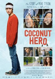 "Movie poster for ""Coconut Hero"""