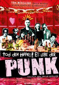 """Filmplakat für """"Tod den Hippies - Es lebe der Punk!"""""""