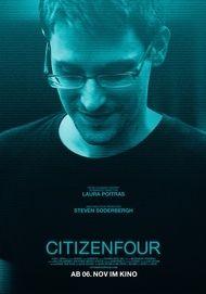 """Filmplakat für """"CITIZENFOUR"""""""