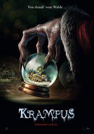 """Filmplakat für """"KRAMPUS"""""""