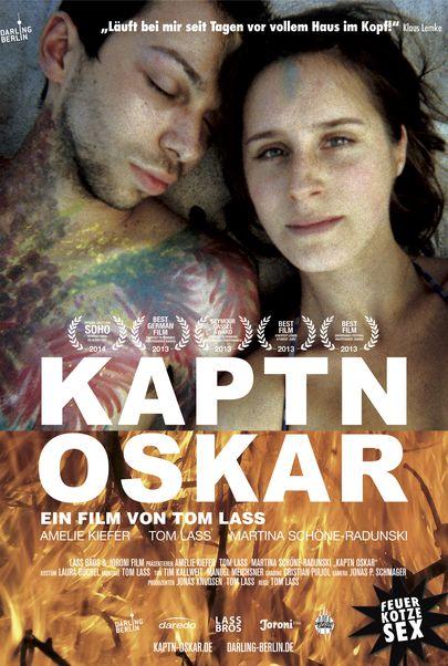 """Filmplakat für """"Kaptn Oskar"""""""