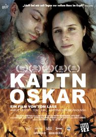 "Movie poster for ""Captain Oskar"""