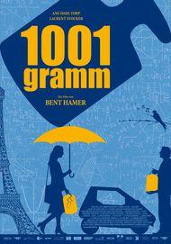 """Filmplakat für """"1001 Gramm"""""""