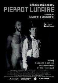 """Filmplakat für """"Pierrot Lunaire"""""""