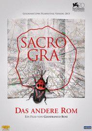 """Filmplakat für """"Das andere Rom - Sacro GRA"""""""