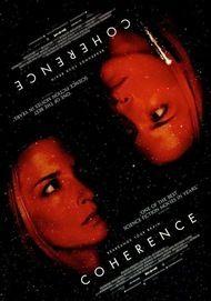 """Filmplakat für """"Coherence"""""""