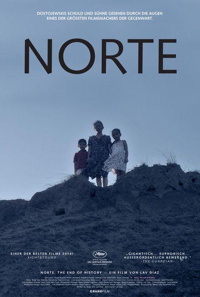 """Filmplakat für """"Norte"""""""