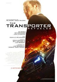 "Filmplakat für ""The Transporter Refueled"""