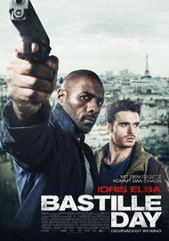 """Filmplakat für """"BASTILLE DAY"""""""