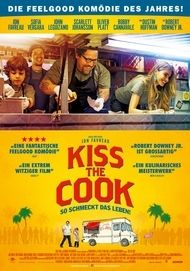 "Filmplakat für ""Kiss the Cook"""
