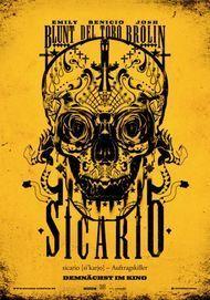 """Filmplakat für """"Sicario"""""""