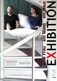 """Filmplakat für """"Exhibition"""""""