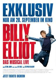 "Filmplakat für ""BILLY ELLIOT"""