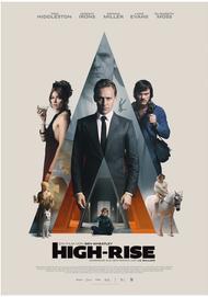 """Filmplakat für """"HIGH RISE"""""""