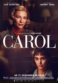 """Filmplakat für """"CAROL"""""""