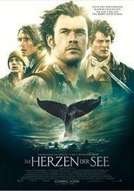 """Filmplakat für """"Im Herzen der See"""""""