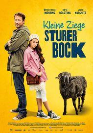 """Filmplakat für """"Kleine Ziege, sturer Bock"""""""
