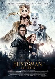 "Filmplakat für ""The Huntsman & The Ice Queen (3D)"""