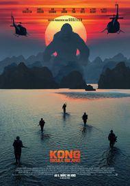 """Filmplakat für """"KONG : SKULL ISLAND"""""""