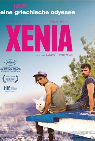 """Filmplakat für """"XENIA"""""""