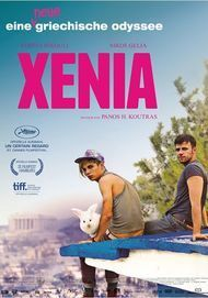 """Movie poster for """"XENIA"""""""
