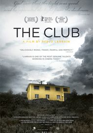"Movie poster for ""THE CLUB"""