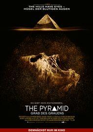 """Filmplakat für """"The Pyramid - Grab des Grauens"""""""