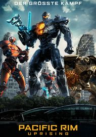 "Filmplakat für ""Pacific Rim 2: Uprising"""