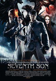 """Filmplakat für """"SEVENTH SON"""""""
