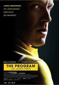 """Filmplakat für """"The Program - Um jeden Preis"""""""