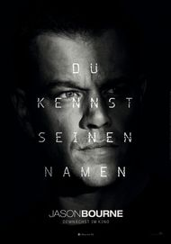 """Filmplakat für """"JASON BOURNE"""""""